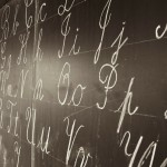 The Conundrum of Cursive