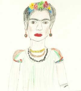FridaKahlo by Olivia