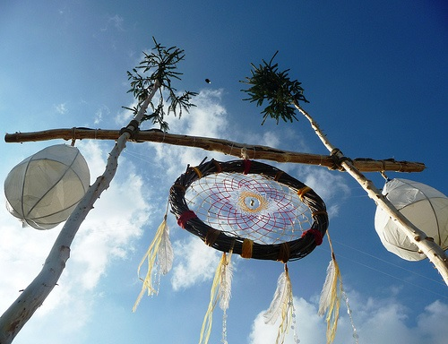 photo credit: Chris Kealy (Day)Dream Catcher via photopin (license)