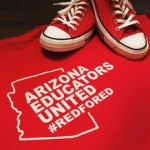 RedforEd: United We Stand, Divided We Fall