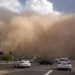25 Word Stories from Monsoon Season 2018: The Haboob of the New, and What Follows