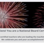 Journey to National Board Certification