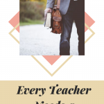 Every Teacher Needs a Champion