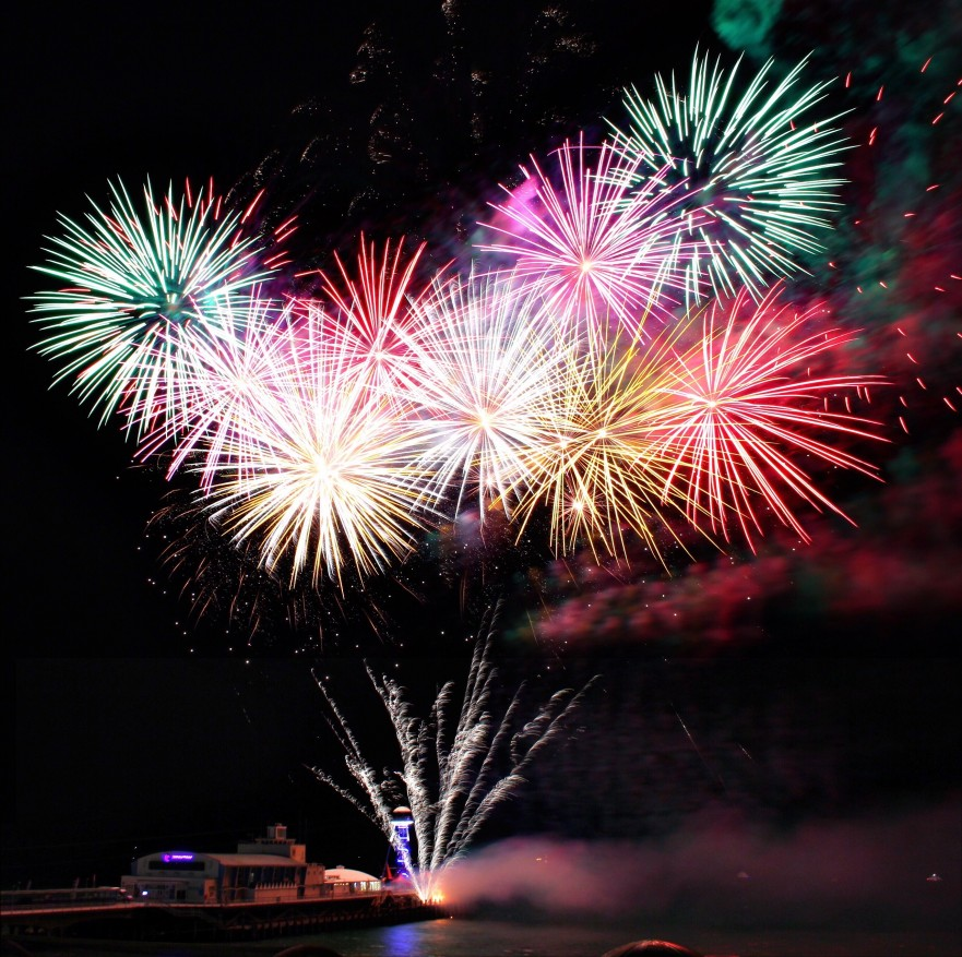 photo-of-fireworks-1387577