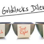 "The ""Goldilocks"" Zone"