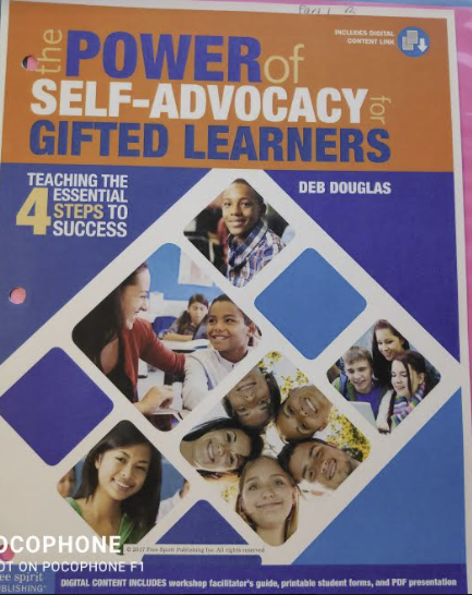 salf advocacy for gifted